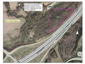 10 day Upset Period in Effect- NCDOT Asset 120451 - 6.05+/- Acres, Rowan County NC featured photo 1