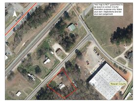 10 Day Upset Period In Effect- NCDOT Asset 170022 - .53+/- Acres Commercial, Salisbury, Rowan County NC featured photo 1