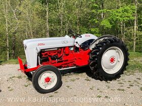 1953 Ford Tractor, Tools, Collectibles featured photo 1