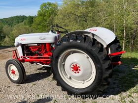 1953 Ford Tractor, Tools, Collectibles featured photo 2