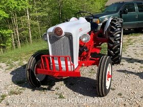 1953 Ford Tractor, Tools, Collectibles featured photo 3
