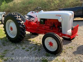 1953 Ford Tractor, Tools, Collectibles featured photo 4
