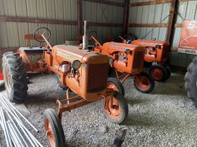 Larry Willis Antique Machinery Collection featured photo 12