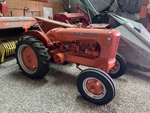 Larry Willis Antique Machinery Collection featured photo