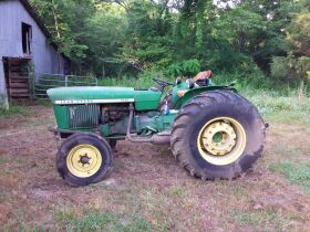 JD Tractor, Mowers, Tools, Appliances &, Home Furnishings featured photo 1