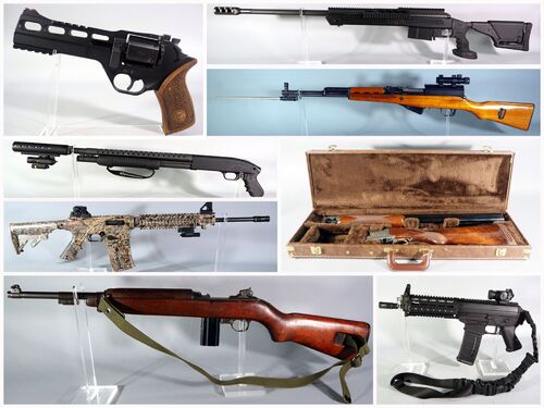 Feel Safe And Secure Firearm And Sportsman Auction featured photo