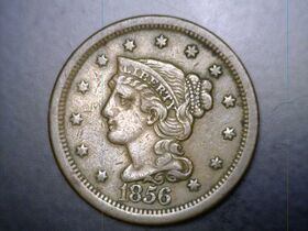 Coin Auction for Jack Fidger #1 with Lg. Cents, Half Cents, Barber Halves, Canadian Coins and More featured photo 1