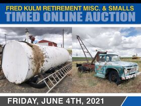 Fred Kulm & Neighbors Misc & Smalls Timed Auction featured photo 1