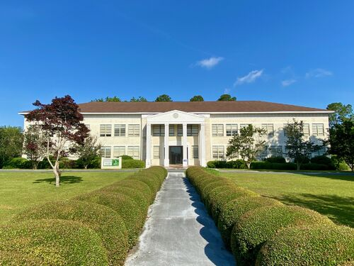 Historic Norman Park Conference Center featured photo