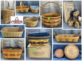 Longaberger Baskets, and Boyds Bears Closing June 2nd featured photo 1