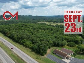 10+/- Acres with Great Visibility - Fronts on 2 Roads - AUCTION Sept. 23rd featured photo 1