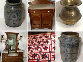 Stoneware, Antiques, Furniture, Collectibles featured photo 1