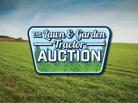 Garden Tractor Consignment Auction-2021 featured photo 1