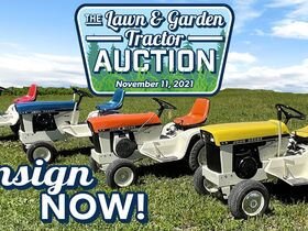 Garden Tractor Consignment Auction-2021 featured photo 5