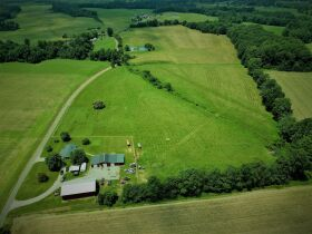 House, Garage, Barn and 46+/- Acres; Farm Equipment & Personal Property at Absolute Multi-Par Auction featured photo 3