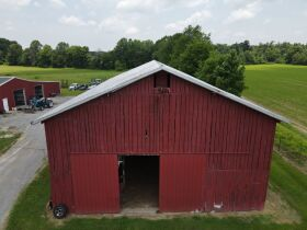 House, Garage, Barn and 46+/- Acres; Farm Equipment & Personal Property at Absolute Multi-Par Auction featured photo 6