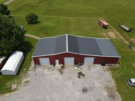 House, Garage, Barn and 46+/- Acres; Farm Equipment & Personal Property at Absolute Multi-Par Auction featured photo 5