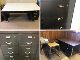File Cabinets and Office Desks featured photo 1