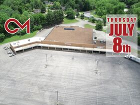 Commercial Building on 7.97+/- Acres - Located Right Off the Square in Winchester, TN - Online Auction ends July 8th featured photo 1