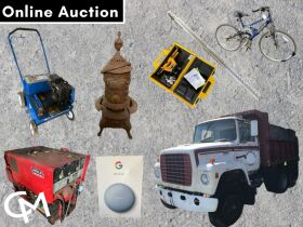 Vehicles, Tools and Household Items Online Auction - Mt. Vernon, IN featured photo 1