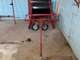 Cutter Sleigh, Dovetail Trailer, Post Hole Digger featured photo 2