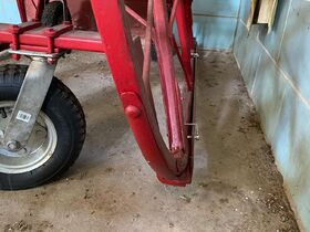 Cutter Sleigh, Dovetail Trailer, Post Hole Digger featured photo 9