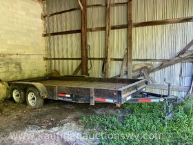 Cutter Sleigh, Dovetail Trailer, Post Hole Digger featured photo 10