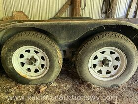 Cutter Sleigh, Dovetail Trailer, Post Hole Digger featured photo 12