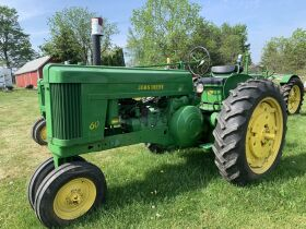 Collectible John Deere Auction, Ann Arbor featured photo 1