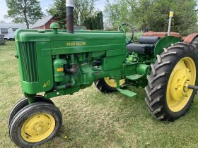Collectible John Deere Auction, Ann Arbor featured photo 6
