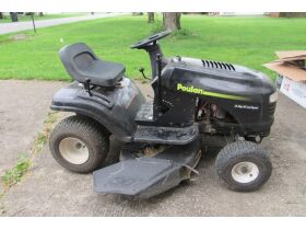 2001 Oldsmobile, Riding Mower, Sterling Flatware, Antique Furniture, Home Collectibles & More! featured photo 2