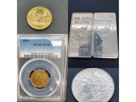 Billionaire's Coin Collection featured photo 1