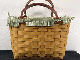 Longaberger Auction with Baskets, Wrought Iron and Pottery Ending June 11 featured photo 6