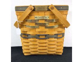 Longaberger Auction with Baskets, Wrought Iron and Pottery Ending June 11 featured photo 1