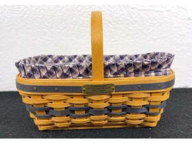 Longaberger Auction with Baskets, Wrought Iron and Pottery Ending June 11 featured photo 3
