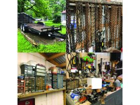 Live Auction: Trailers, Equipment, Tools featured photo 1