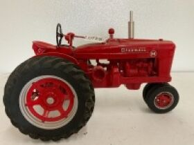 THE BILL HOLT ESTATE AUCTION #3, MORE TRACTORS, DIE CAST CARS, VINTAGE METAL COIN BANKS, PRIMITIVE TOOLS, LINCOLN LOGS AND MORE TOYS! featured photo 2