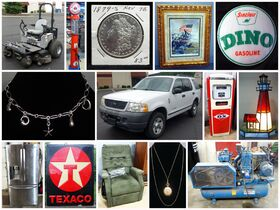 Petroliana, Coins, Jewelry, Furniture, And More featured photo 1