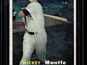 50's - 60's Baseball Card Collection featured photo 8