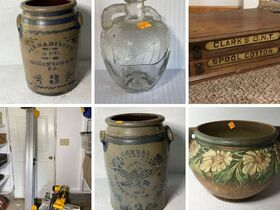Stoneware, Roseville, Tools, Collectibles featured photo 1