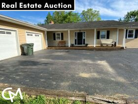 3-4 Bedroom Home w/Pole Barn on 1.55+/- Acres - Live Simulcast Auction - Mt. Vernon, IN featured photo 1