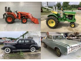 Doan/Wilson Automobile, Tractor & Equipment Collection featured photo 1