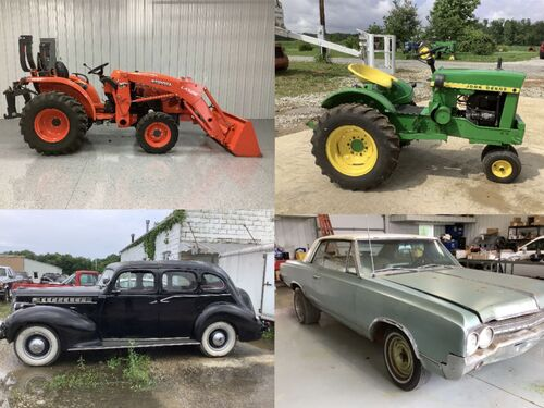 Doan/Wilson Automobile, Tractor & Equipment Collection featured photo