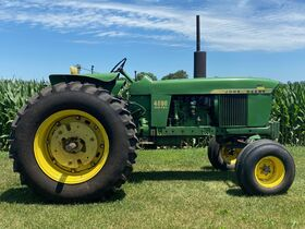 Elliott Estate including John Deere 4000 tractor, farm toys and more! featured photo 1