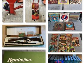 Remington 870 NIB, Albums, Books, Antiques, Tools and more featured photo 1