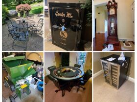 *ENDED* Upscale Moving Auction - Chippewa Township featured photo 1