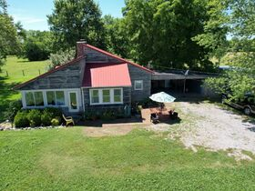 3 BR, 2.5 BA Home on 45+/- ACRES Offered in 3 Tracts 5+/- AC to 25+/- AC Each with Barn, Shop, Open Pasture, Hardwoods - AUCTION in Lascassas, TN featured photo 2