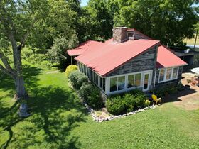 3 BR, 2.5 BA Home on 45+/- ACRES Offered in 3 Tracts 5+/- AC to 25+/- AC Each with Barn, Shop, Open Pasture, Hardwoods - AUCTION in Lascassas, TN featured photo 5