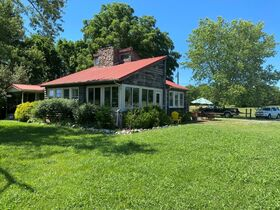 3 BR, 2.5 BA Home on 45+/- ACRES Offered in 3 Tracts 5+/- AC to 25+/- AC Each with Barn, Shop, Open Pasture, Hardwoods - AUCTION in Lascassas, TN featured photo 9