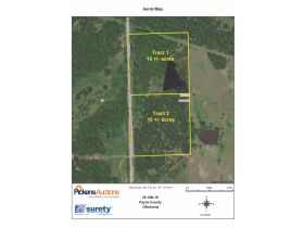 PAYNE COUNTY LAND AUCTION 20+/- ACRES - COYLE RD featured photo 1